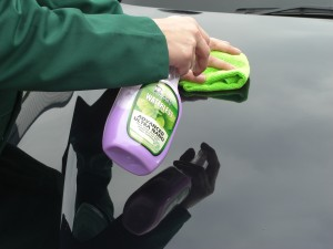 waterless cleaning